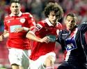 """""""Revelado para o mundo"""" no Benfica, David Luiz se declara ao antigo clube"""