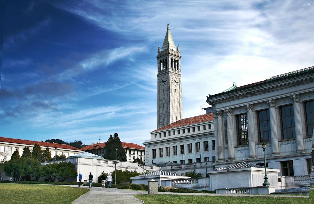 Universidade da Califórnia, nos Estados Unidos (Foto: Reprodução/Wikimedia Commons)