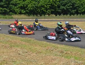 Terceira etapa do Estadual de Kart em Ariquemes (Foto: Eliete Marques)