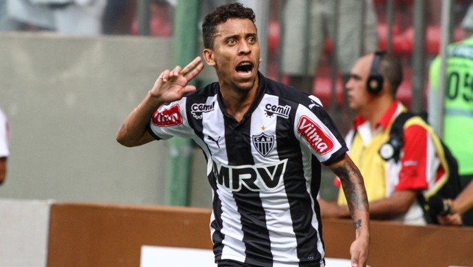 Atlético-MG; Marcos Rocha (Foto: Bruno Cantini/CAM)