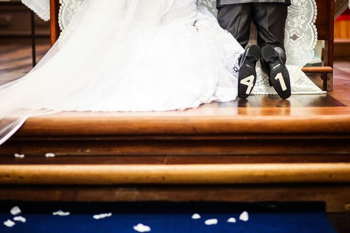 grêmio inter gre-nal casamento 4 a 1 (Foto: João Paganella/Divulgação)