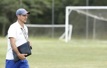 Paraná realiza só um treino em campo para pegar o Prude; Igor será avaliado