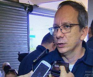 Coronel Maurício Iunes (Foto: Reprodução/TV Sergipe)