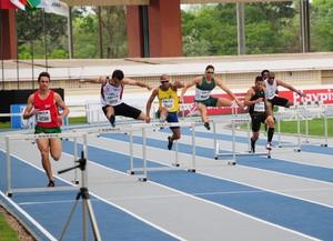 GP de atletismo em Belém (Foto: Ray Nonato/Seel)