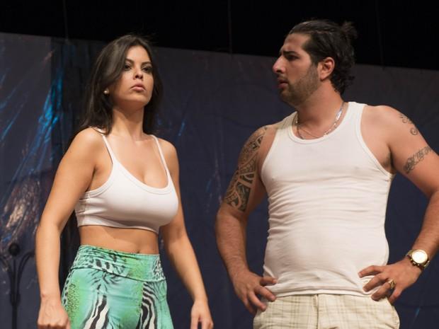 Comédia romântica é atração em teatro de Sorocaba (Foto: Divulgação)