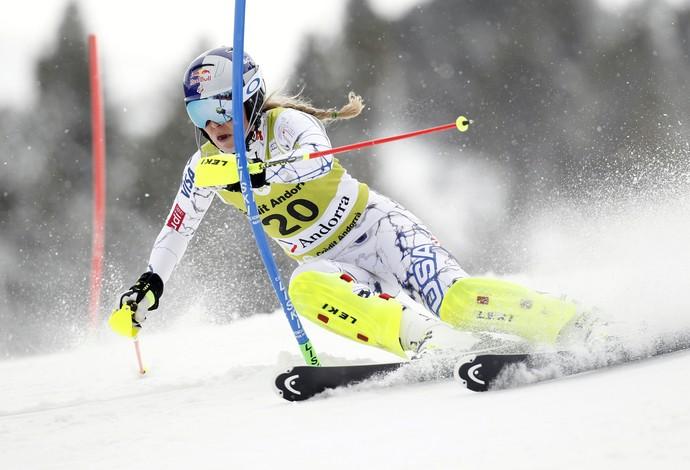 Lindsey Vonn - Andorra (Foto: Getty Images)