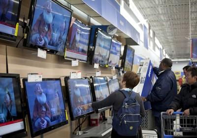 Consumo Varejo Televisão Compras Eletroeletrônicos (Foto: Getty Images)