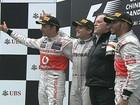 Fórmula 1: Nico Rosberg consegue vitória inédita no GP da China