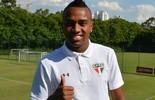 Kelvin pode reforçar o São Paulo no Majestoso de domingo (Érico Leonan/saopaulofc.net)