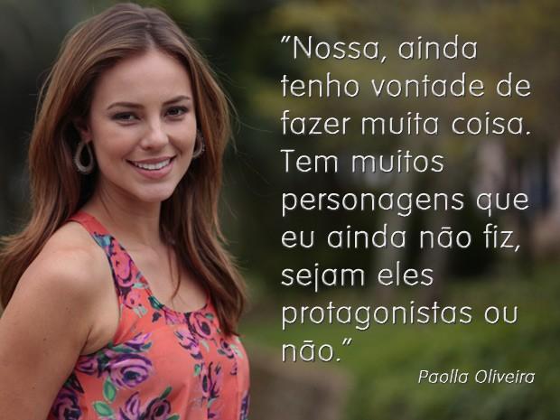 Paolla Oliveira (Foto: Amor à Vida / TV Globo)