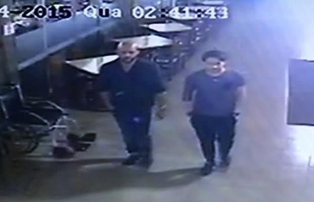 Vídeo mostra motorista e empresário de Cristiano Araújo antes do acidente em Goiás.