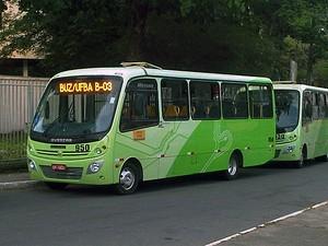bus ufba (Foto: Gustavo Pinheiro/ Arquivo Pessoal)