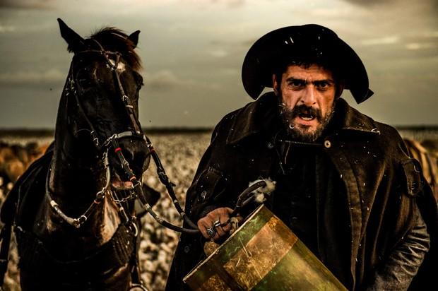 Julio Machado como Clemente na novela Velho Chico (Foto: Caiuá Franco/Globo)