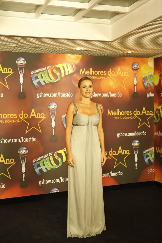 Giulia Gam no Prêmio Melhores do Ano (Foto: Marcos Serra Lima / EGO)