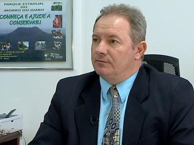 Luís Roberto Gomes (Foto: Reprodução/TV Fronteira)