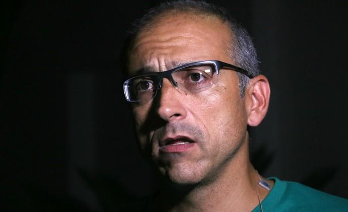 Francisco Neto árbitro Francisco Neto (Foto: Eduardo Deconto/GloboEsporte.com)