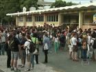Estudantes da UFSC mantêm ocupação do prédio da reitoria