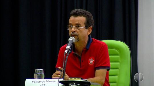 Em Natal, Fernando Mineiro apresenta propostas para os jovens