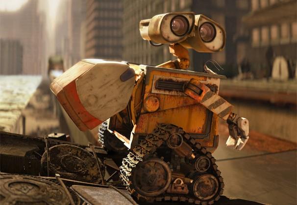 'WALL-E' (2008), vencedor do Oscar de melhor filme de animação, é exibido no feriado de Tiradentes (Foto: Divulgação)