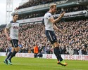 Harry Kane dá show, Tottenham goleia o Stoke e assume a vice-liderança