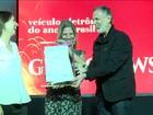 GloboNews é eleita veículo eletrônico do ano no Prêmio Colunistas Brasil 2015