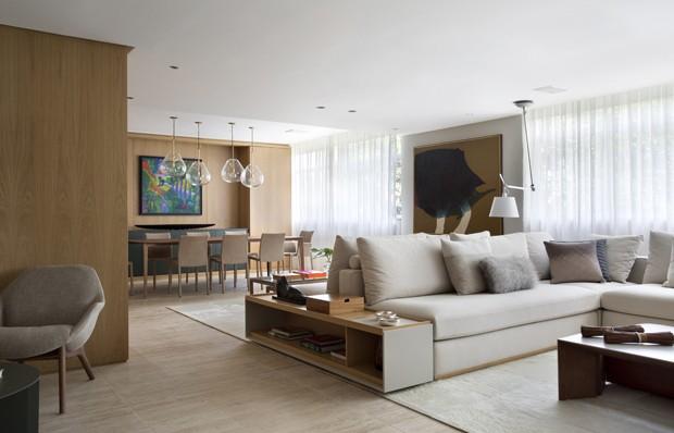 Ap s reforma apartamento ganha sala de 74 m casa vogue apartamentos - Reformas de apartamentos ...