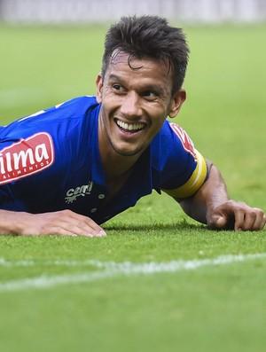 Henrique; Cruzeiro (Foto: Twitter/Mineirão)