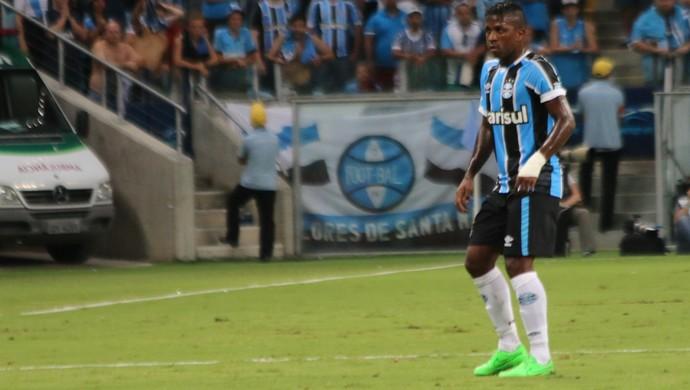 Gre-Nal 409, Arena, Grêmio, Inter, Miller Bolaños (Foto: Diego Guichard / GloboEsporte.com)