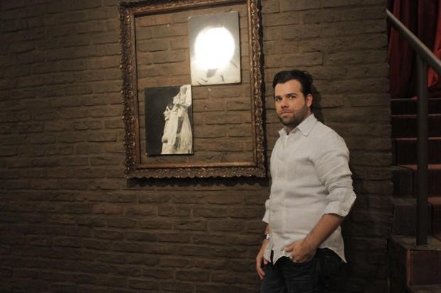 Frederico Reder  (Foto: Anderson Barros / Ego)