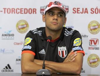 daniel borges botafogo-sp (Foto: Luis Augusto/Ag. Botafogo)