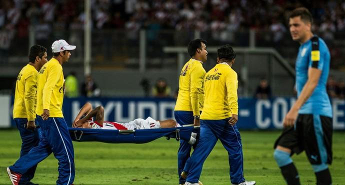 São Paulo contrata Thomaz, que jogou contra o Palmeiras pela Libertadores