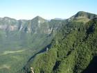 Serra do Corvo Branco tem formação rochosa de 160 milhões de anos