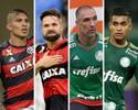 Qual o melhor elenco? Palmeiras vence Flamengo em tira-teima