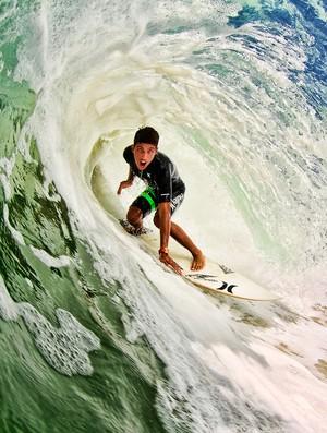 Surfista Filipe Toledo    (Foto: Daniel Smorigo/Hurley)