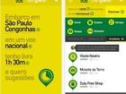 Atrasado, app da Infraero mostra   atividades dentro e fora do aeroporto