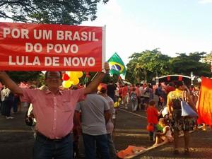 Eliseu Novaes Junior 59 anos comerciante (Foto: Fernanda Resende/G1)