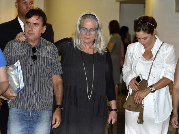 Vera Holtz e Guilhermina Guinle (Foto: Roberto Teixeira/EGO)
