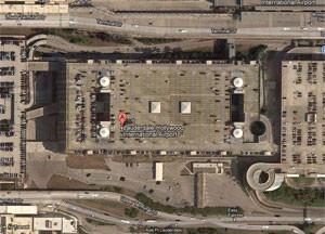 Caso ocorreu no aeroporto de Fort Lauderdale e Hollywood (Foto: Reprodução/Google Maps)