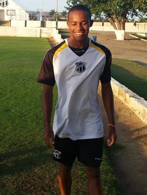 Robinho, Ceará, base, Sub-20, Copinha (Foto: Tom Alexandrino)