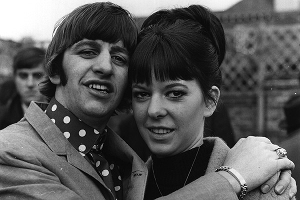 Ringo Starr e Maureen Cox (Foto: Getty Images)