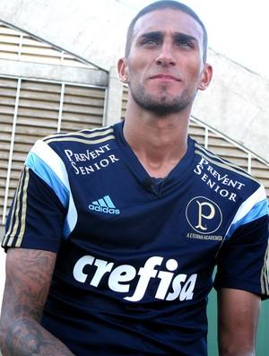 Rafael Marques, Palmeiras (Foto: Rodrigo Faber)