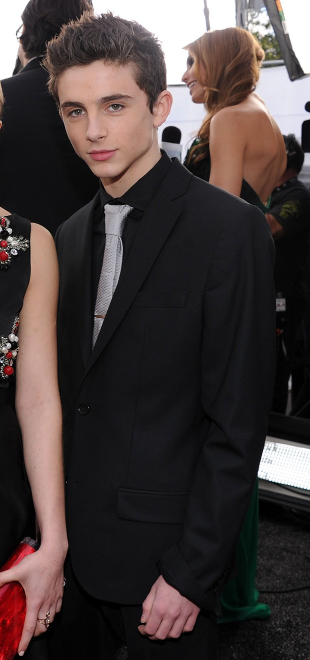 Timothée Chalamet (Foto: Getty Images/Divulgação)