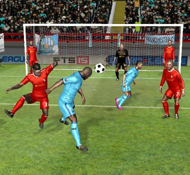 Divirta-se com game 'top' de futebol para smarts