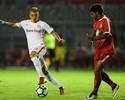 D'Alessandro retoma protagonismo e comanda Inter no início da temporada