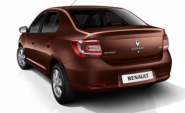 Renault Logan 2014 (Foto: Renault)