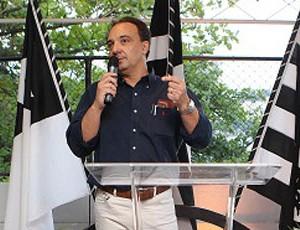 Francisco Fonseca vice de futebol do Botafogo (Foto: Divulgação)
