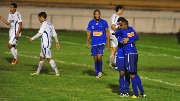 Cruzeiro São José Copa São Paulo (Foto: Cláudio Capucho/ Divulgação PMSJC)