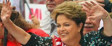 Dilma Rousseff é reeleita presidente do Brasil (Marcos de Paula/Estadão Conteúdo)