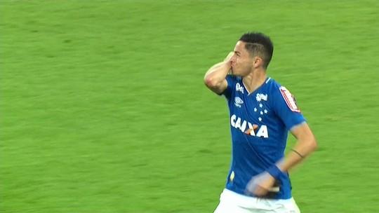 "Diogo Barbosa e o gol salvador sobre o Palmeiras: ""No lugar errado, na hora certa"""