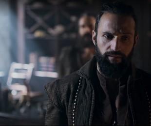 José Fidalgo é Constantino em 'Deus salve o rei'   Reprodução